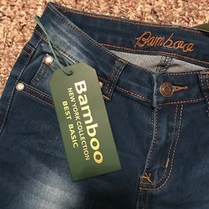 a85683be4be4c8 BAMBOO Jeans - Bamboo junior jeans